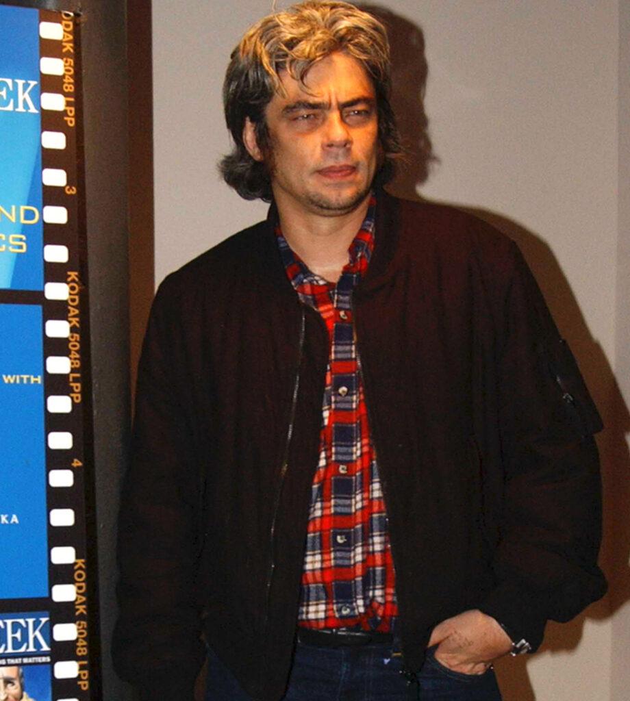 Benicio Del Toro Presents Badlands