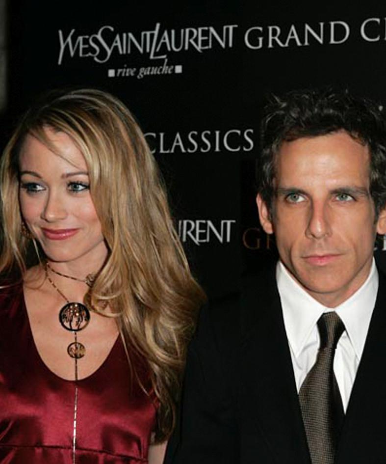 Christine Taylor & Ben Stiller Present Sweet Smell of Success