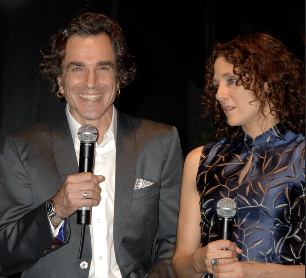 Daniel Day-Lewis and Rebecca Miller Present KES