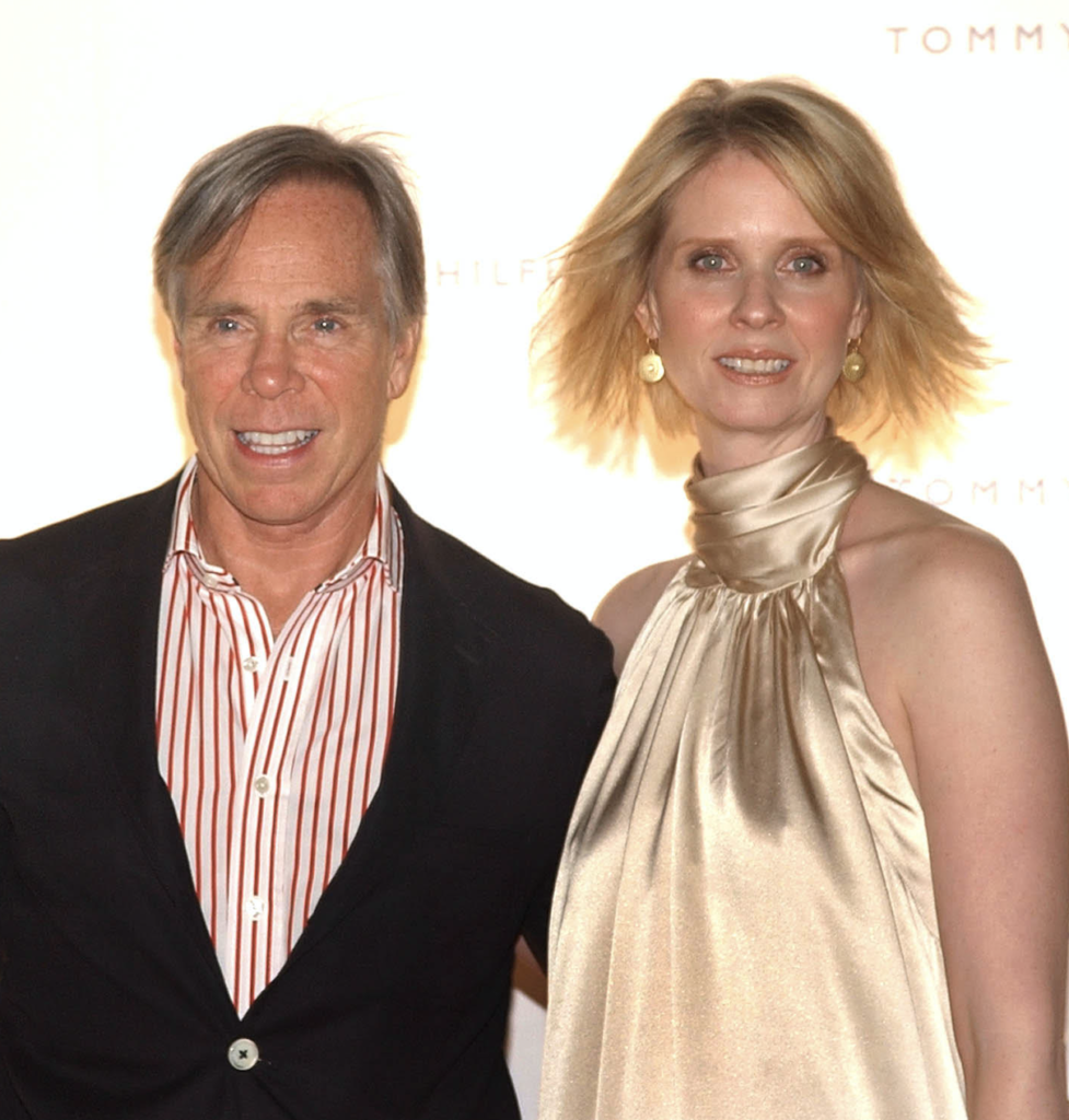 Tommy Hilfiger & Cynthia Nixon Present To Catch A Thief