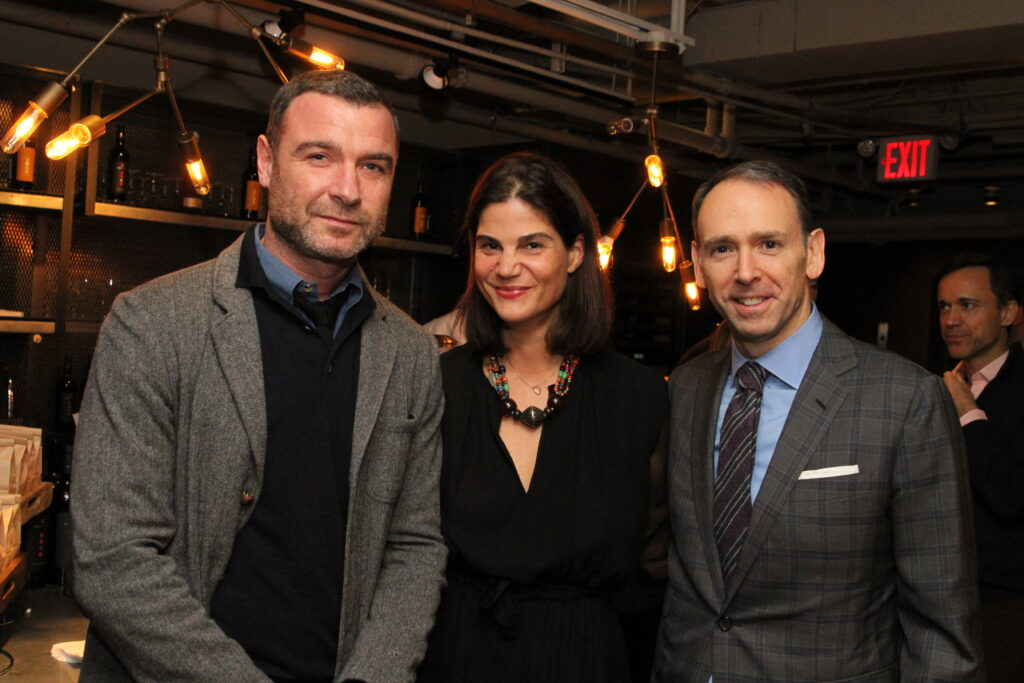 'Being There' Presented by Liev Schrieber on our 15th Anniversary.
