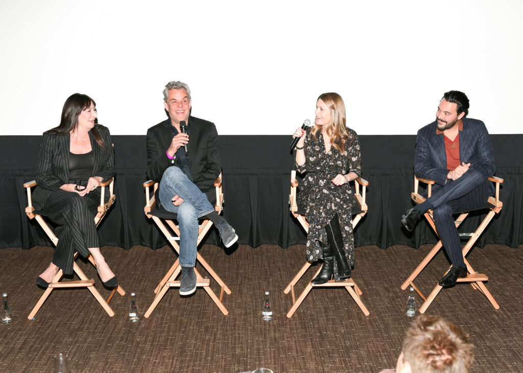 Punkt presents Grand Classics hosted by Anjelica Huston, Danny Huston and Jack Huston