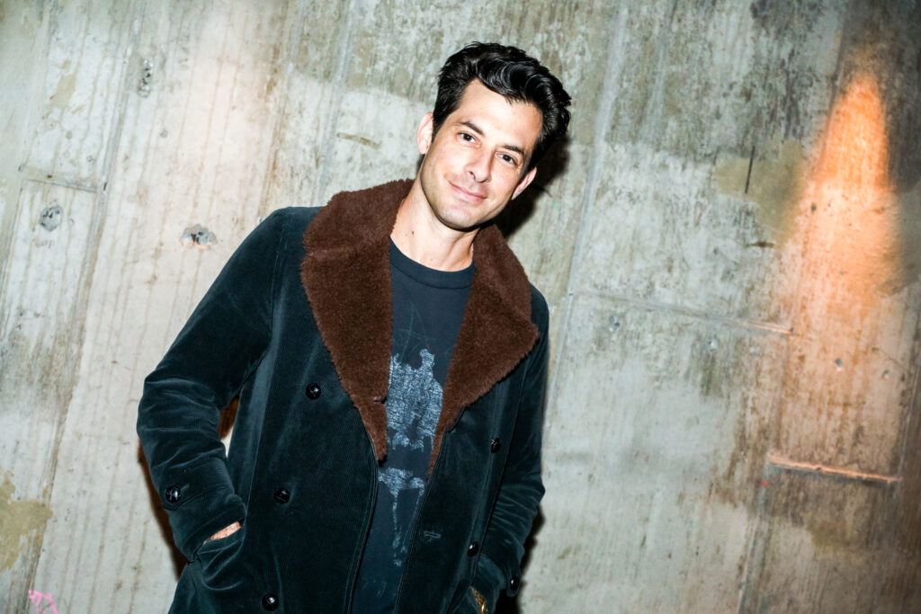 Mark Ronson presents 'The King of Comedy' in association with Punkt