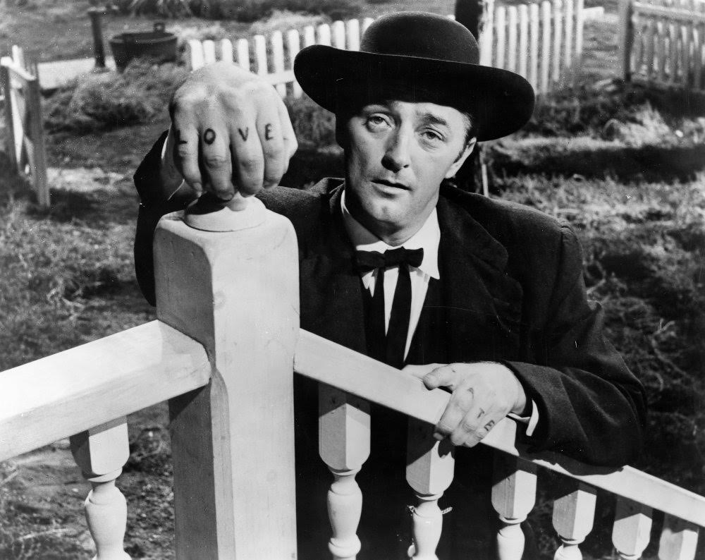 The Night of the Hunter directed by Charles Laughton
