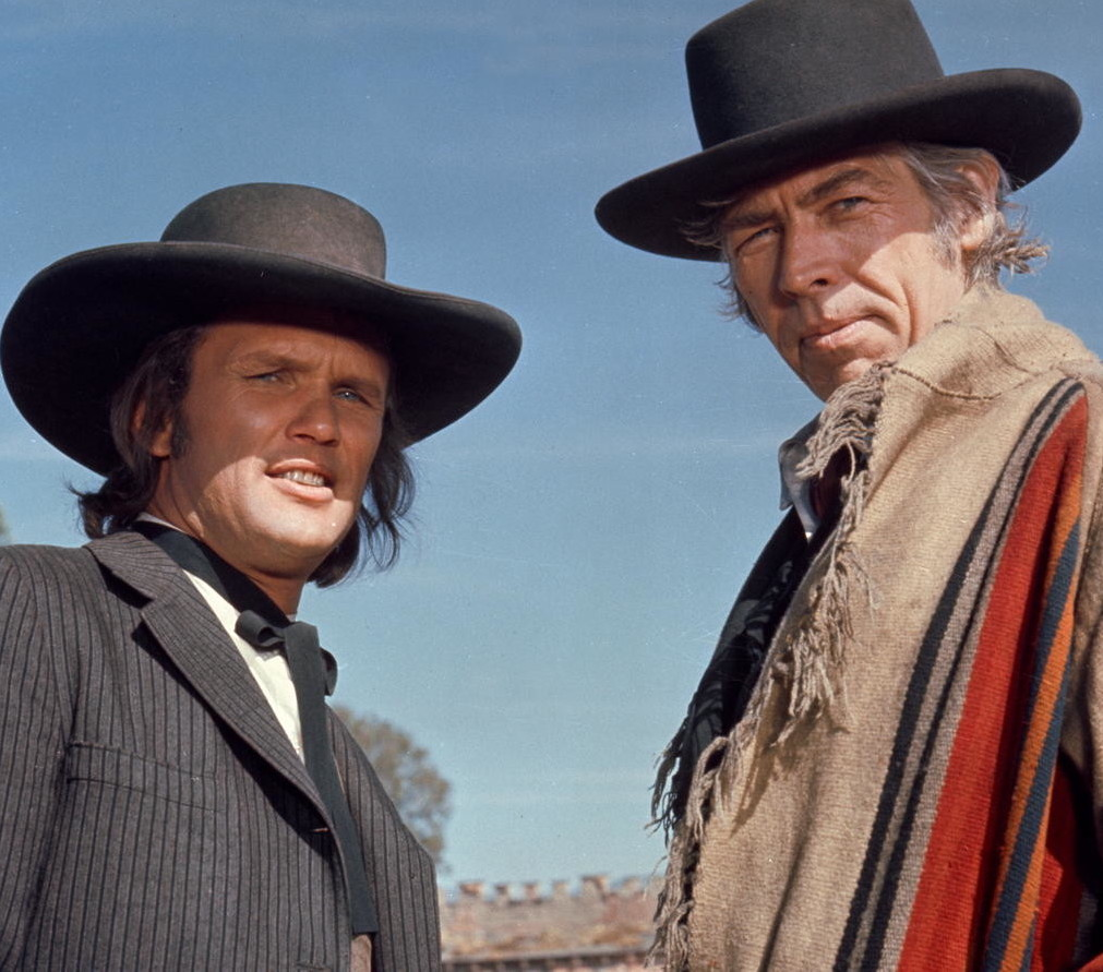 Pat Garrett & Billy the Kid directed by Sam Peckinpah